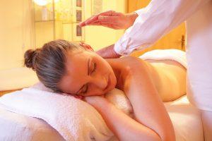 Relaxation Massage First Massage