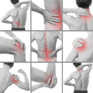 Muscular pain Remedial Massage